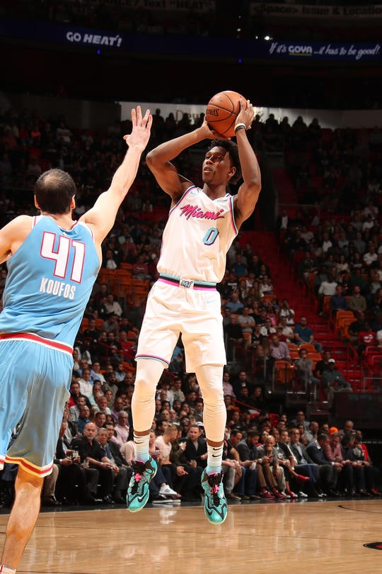 save off 88ea4 bc6e5 Kings at HEAT Photo Gallery (1/25/18) | Miami Heat