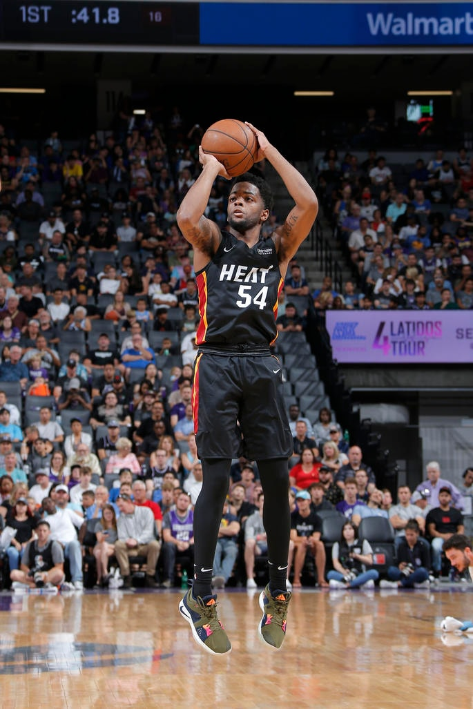 online store e4262 b298c Summer League: HEAT vs. Kings Photo Gallery (7/5/18) | Miami ...
