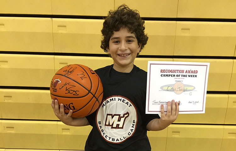 Camper of the Week: Eitan Tangir