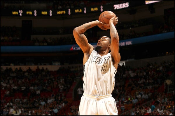 Rashard Lewis scored 14 points and grabbed seven rebounds