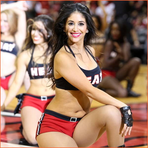 how to become an nba dancer