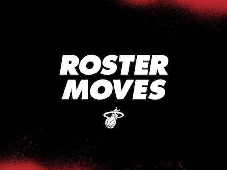 HEAT Waives Alexander, Flatten, Palo And Reed