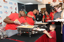Miami HEAT 24th Annual Thanksgiving Celebration