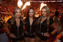 Jeanelle, Chloe and Lindsey H.