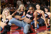 Photogallery 2007-08: HEAT Dancers Gallery 2