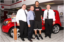2008-09: Michael Beasley Appearance at Kendall Kia