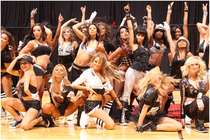2009-10: HEAT Dancers Finals Show