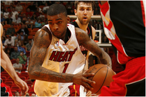2009-10 Player Gallery: Dorell Wright
