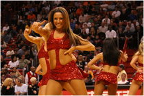 2009-10: HEAT Dancer Gallery Fifteen