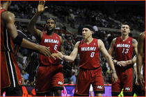 2010-11 HEAT Player Gallery: Mike Bibby