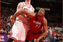 2010-11 White Hot HEAT Gallery: Jamaal Magloire