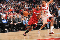 2011-12 HEAT Player Gallery: Mario Chalmers