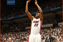 2011-12 White Hot Gallery: James Jones