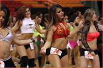 HEAT Dancer Auditions