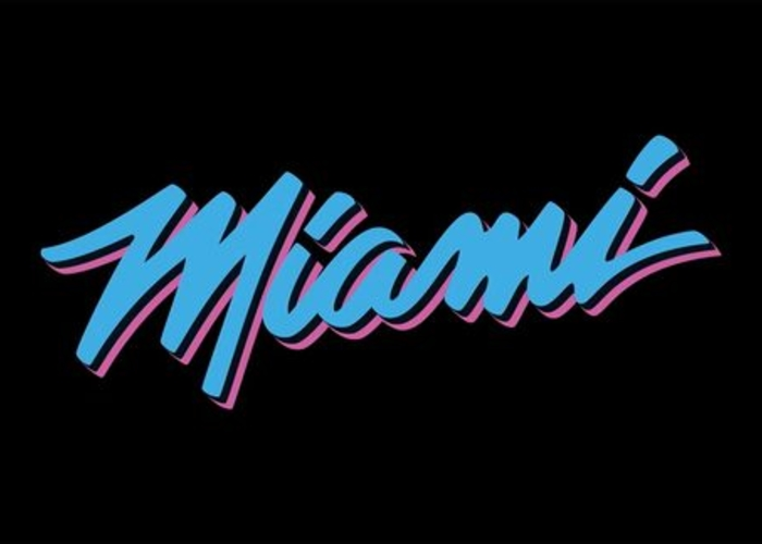 100% authentic d71bf 12fdc Miami HEAT Vice Nights Player Intro | Miami Heat