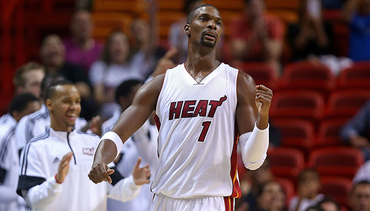 A New Chapter For Chris Bosh