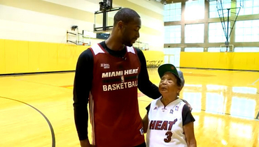 Wade meets Grandma Nelly