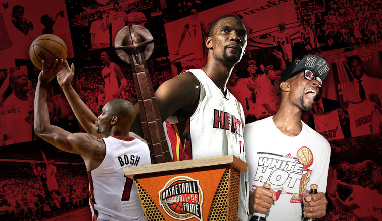 b57e59394ee The Hall of Fame Case For Chris Bosh