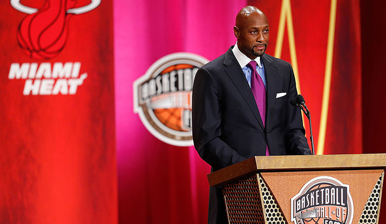 Hall of Fame: Alonzo Mourning