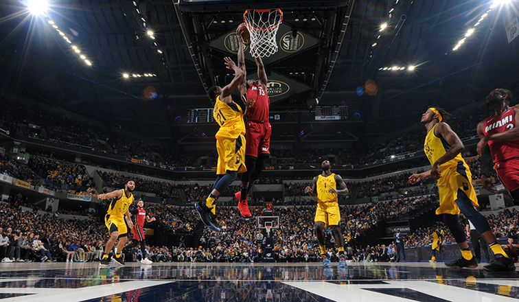 New look Indiana Pacers clinch Playoff spot