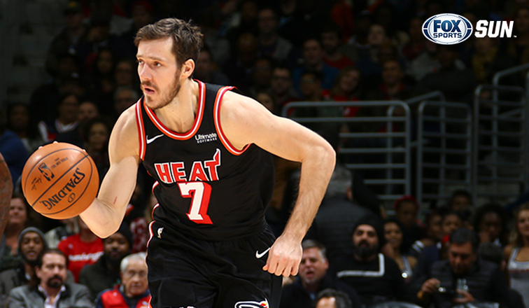 Goran Dragic leads slow-starting Heat past Bulls 100-93