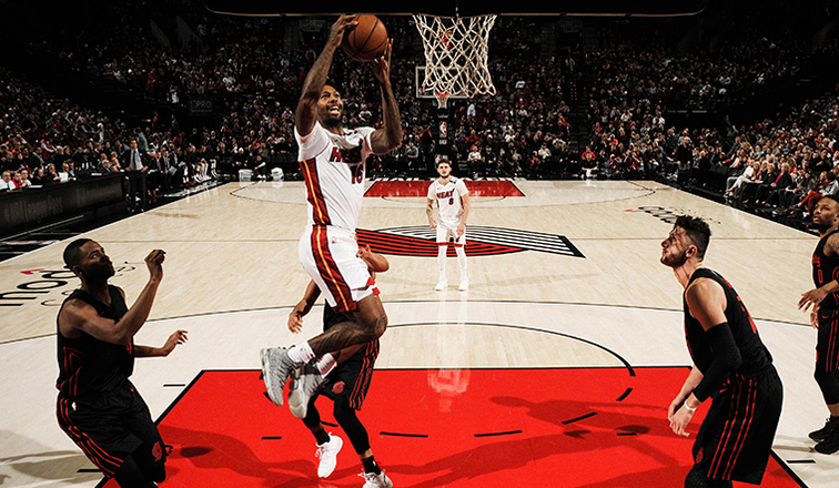 Miami HEAT at Portland Trail Blazers Game Preview  97a406417