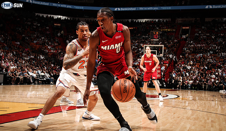 7b6885fed New York Knicks at Miami HEAT Game Preview