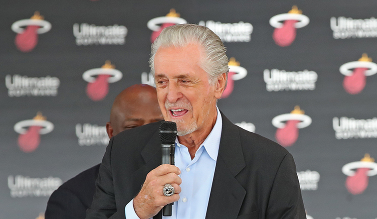 Riley on Wade: I still see a player who can contribute