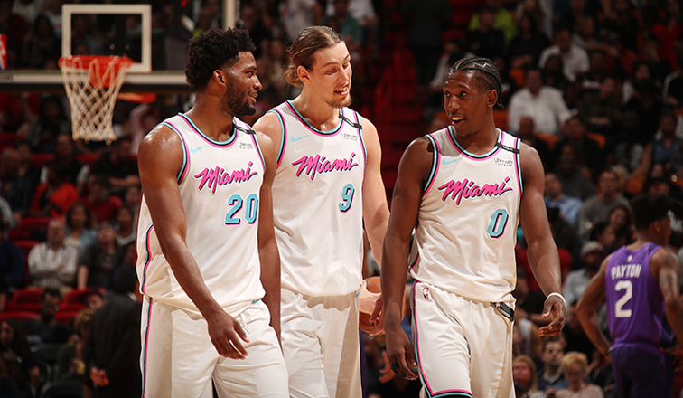 10 Things To Know About The HEAT's 2018-19 Schedule | Miami Heat