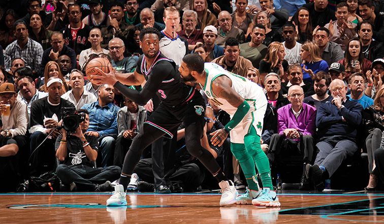 Miami Heat Cruise Past the Boston Celtics, 115-99 - ESPN 98.1 FM
