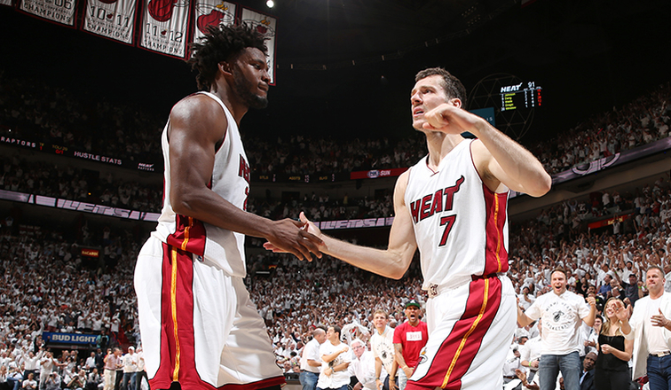 Justise Winslow, Goran Dragic