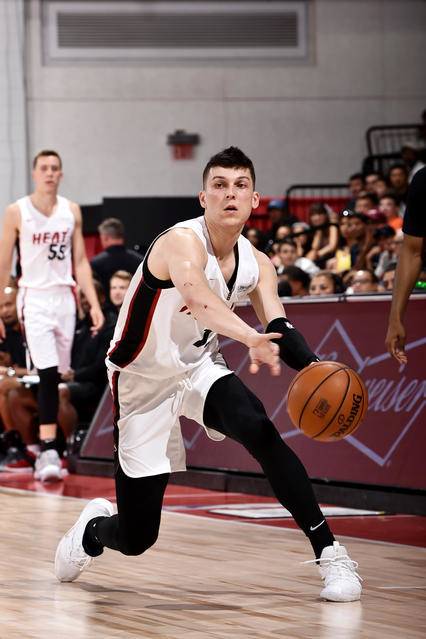 2019 Las Vegas Summer League - Minnesota Timberwolves v Miami HEAT