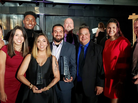 HEAT Wins Three Golden Matrix Awards at 2019 Idea Conference