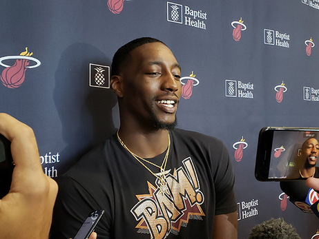 "Bam Adebayo On Playing For USA Basketball: ""It's A Great Honor"""