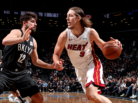 Kelly Olynyk Injury Update