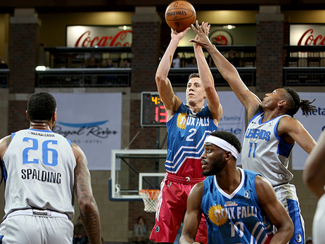 Two-Way Players Maten, Robinson Selected to All-NBA G League Teams, All-Rookie Team