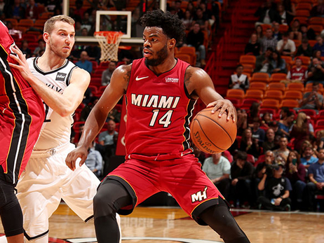 Walton Jr. Re-joins HEAT