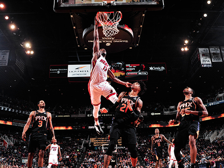 HEAT 115 - Suns 98 Game Recap