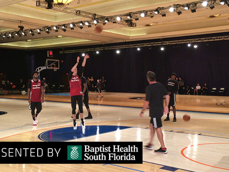 Hot Bites from HEAT Training Camp Day 2