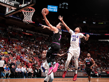 76ers 124 - HEAT 114 Game Recap