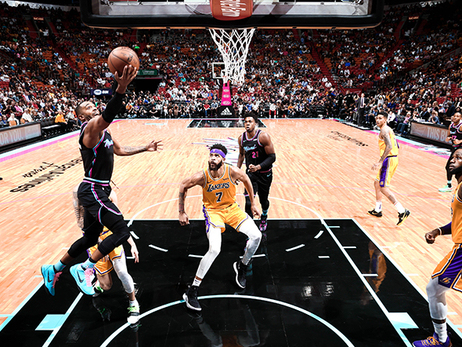 Lakers 113 - HEAT 97 Game Recap