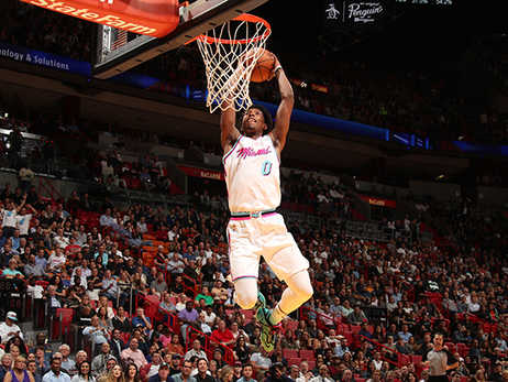 Catching Up With Josh Richardson