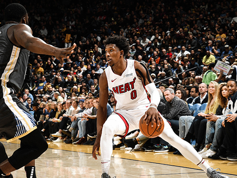 HEAT 118 - Warriors 120 Game Recap
