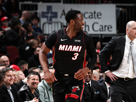 Player Spotlight: Dwyane Wade (1/21/19)