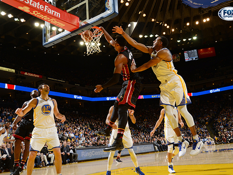 Miami HEAT at Golden State Warriors Game Preview
