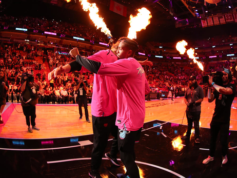Wizards at HEAT Photo Gallery (11/10/18)
