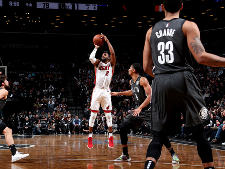 HEAT at Nets Photo Gallery (11/14/18)