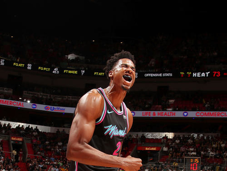 Nuggets at HEAT Photo Gallery (1/8/19)