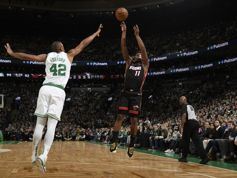 HEAT at Celtics Photo Gallery (1/21/19)