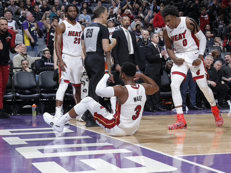 HEAT at Kings Photo Gallery (2/8/19)